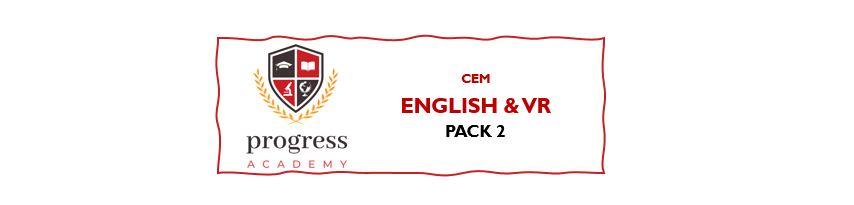 Mastering 11+ | English & VR - Practice Book 2