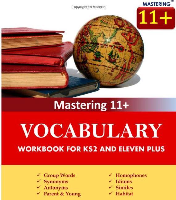 Mastering 11+ Vocabulary